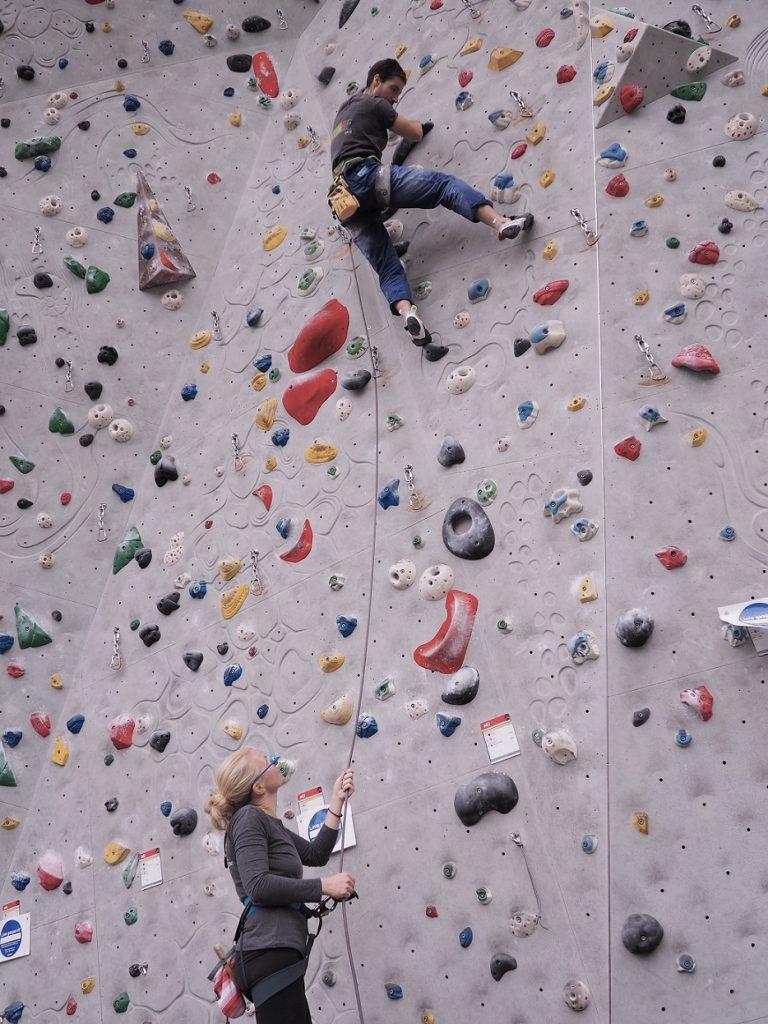 Vorstiegskletterkurs in München