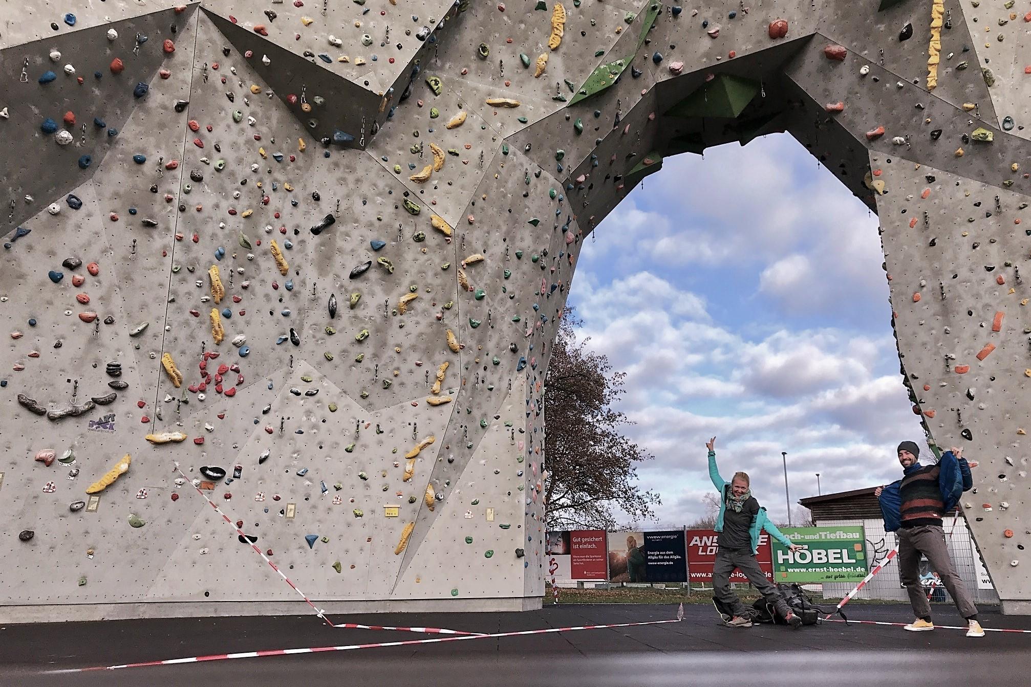 Kletterkurs Kletterhalle München