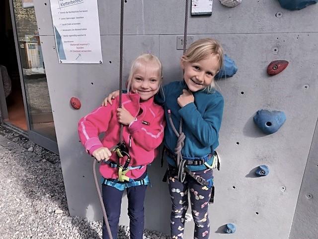 Kletterkurs Kinder München