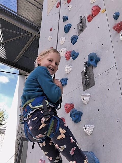 Kletterkurs für Kinder in München