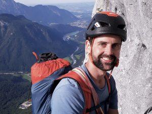 Klettertrainer Alex Kletterschule München