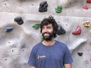 Klettertrainer Máté