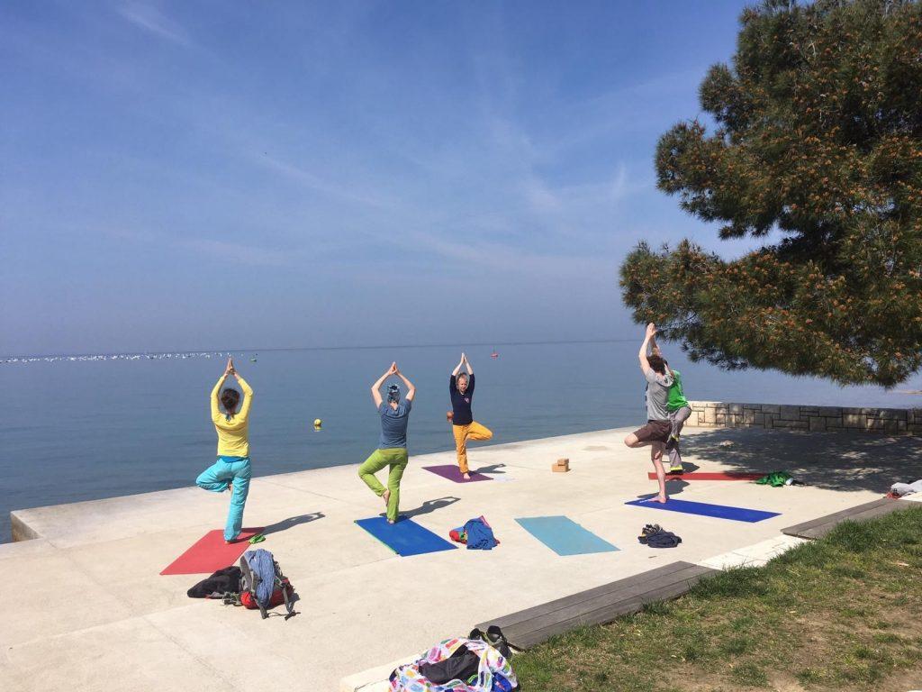 Yoga für Kletter*innen